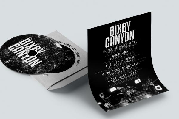BIXBY CANYON