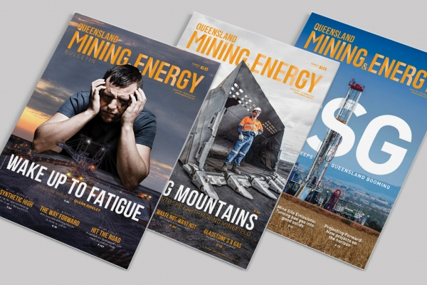 QUEENSLAND MINING AND ENERGY BULLETIN